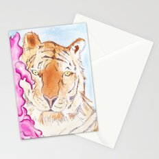 Tiger #1 Stationery Cards