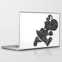yoshi Laptop & iPad Skins featuring Yoshi by Martina Erives50
