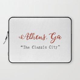 The Classic City Laptop Sleeve