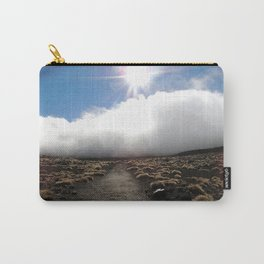 Tongariro Landscape, New Zealand Carry-All Pouch