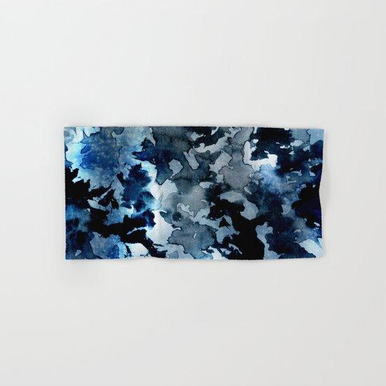 Shadows - Blue Dream Hand & Bath Towel