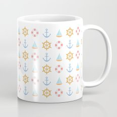 The Essential Patterns of Childhood - Sailing Mug