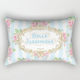 Belle Jardiniere Rectangular Pillow