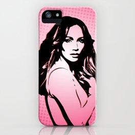 JLo | Pop Art iPhone Case