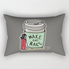 Wake & Bake Rectangular Pillow