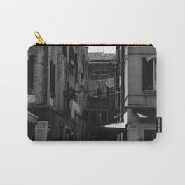 Calle Marcello b&w Carry-All Pouch
