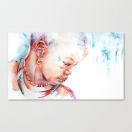 Mother Africa Canvas Print