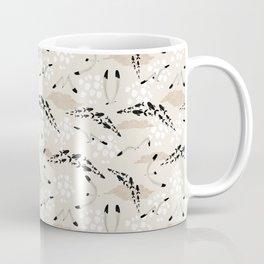 Seagulls on the beach Coffee Mug