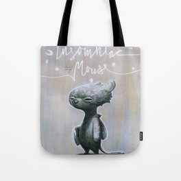 Insomniac Mouse Tote Bag