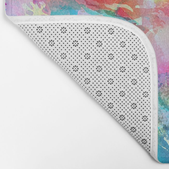 The Taste of Summer Bath Mat