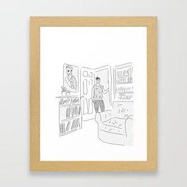 Chellise Framed Art Print