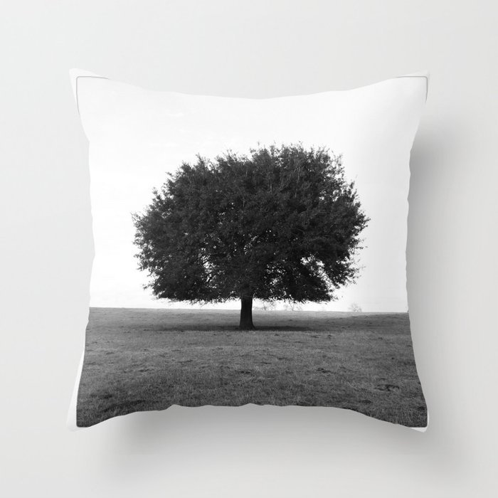 TREE OF LIFE (ORIGINAL PHOTOGRAPHY) Throw Pillow