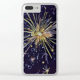There is a Spark Clear iPhone Case