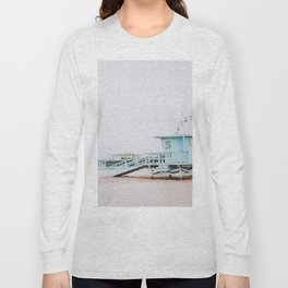 santa monica, california Long Sleeve T-shirt