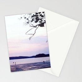 Thai sunset  Stationery Cards