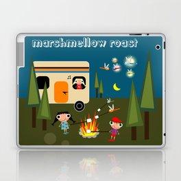 Marshmellow Roast Laptop & iPad Skin