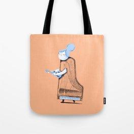 Lady in G Major Tote Bag
