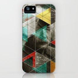 Albert E. iPhone Case