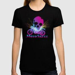 MotoSkull 04 T-shirt