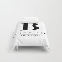 Buenos aires Comforters