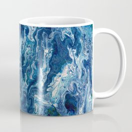 Blueberry Ripple Coffee Mug