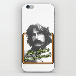 One 'stache to rule them all iPhone Skin