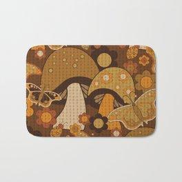 Mushroom Stitch Bath Mat