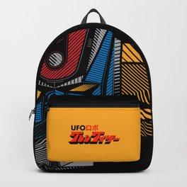 091 Grendizer Full Backpack