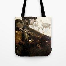 Black idol Tote Bag