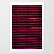 Logan. Art Print