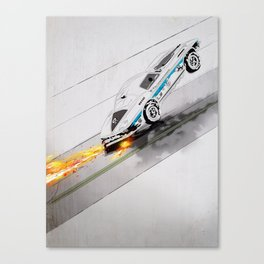 Speed King Canvas Print