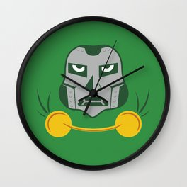 Dr. Doom, OBGYN Wall Clock