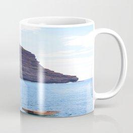 A little boat Coffee Mug