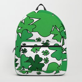 Clover Confetti Backpack