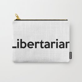 Libertarian Carry-All Pouch