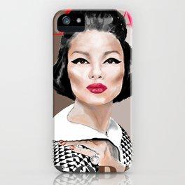 GLOBAL iPhone Case
