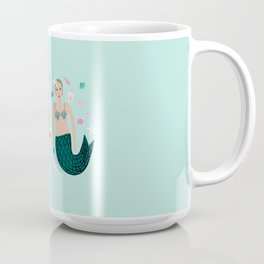 Mermaid Twins Mug