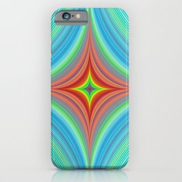 Happy abyss iPhone Case