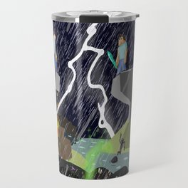The Final Confrontation Travel Mug
