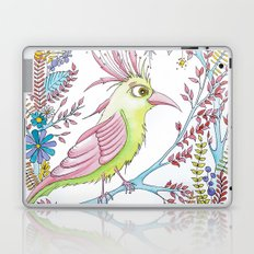 exotic bird Laptop & iPad Skin
