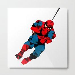 Spiderdude Metal Print