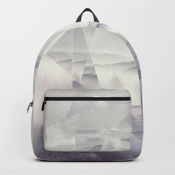 Geometric Vibes 01 Backpack