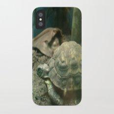 Giant Turtle iPhone X Slim Case