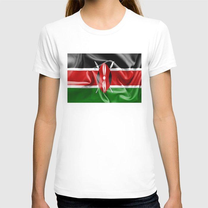 Kenya Flag T-shirt