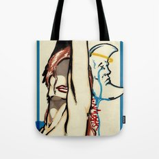 Love Is Like Water In Our Hands Tote Bag