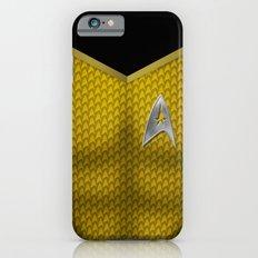 Star Trek Series - Captain Suit iPhone 6 Slim Case