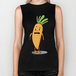 Carrot Biker Tank