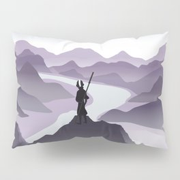 vision of the true mind Pillow Sham