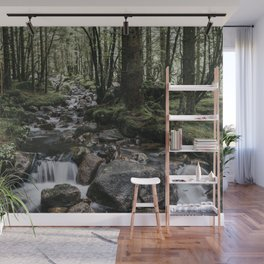 The Fairytale Forest - Landscape and Nature Photography Wall Mural