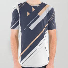 TEE 238 All Over Graphic Tee